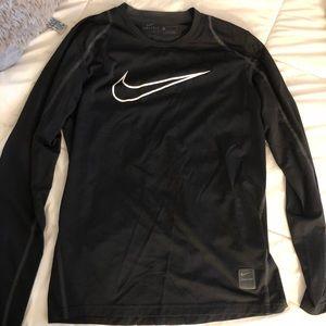 Nike Pro Long sleeve size W large